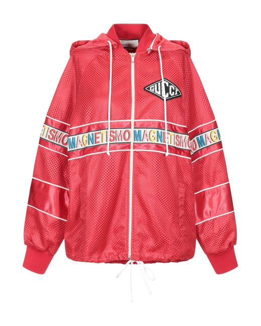 bf79d433507 Gucci jacket in red lyst jpg 520x650 Gucci red jacket
