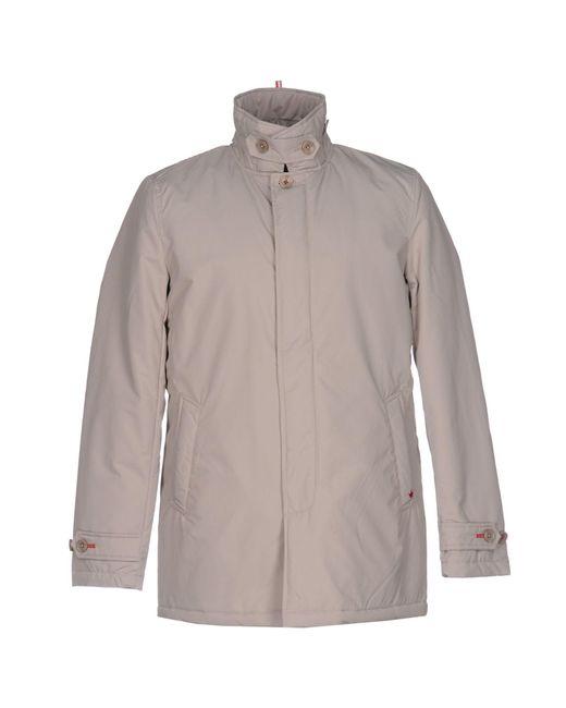 Elvström - Gray Jacket for Men - Lyst