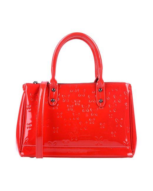 Christian Lacroix Red Handbag