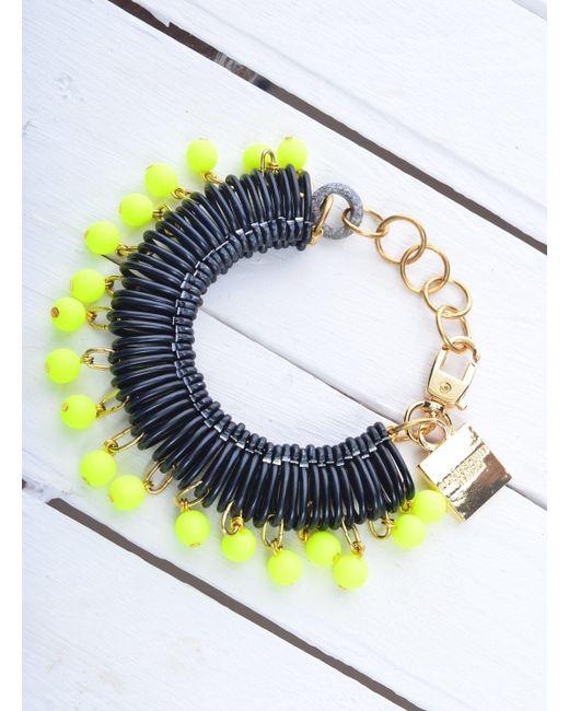 Longshaw Ward - Black Bracelet - Lyst
