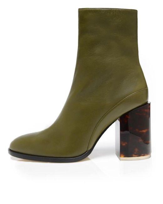 Dear Frances - Green Spirit Boot - Lyst