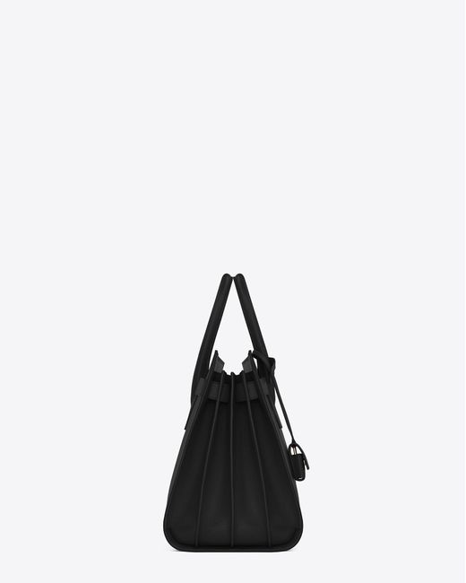 Saint Laurent - Multicolor Classic Sac De Jour Small In Smooth Leather - Lyst
