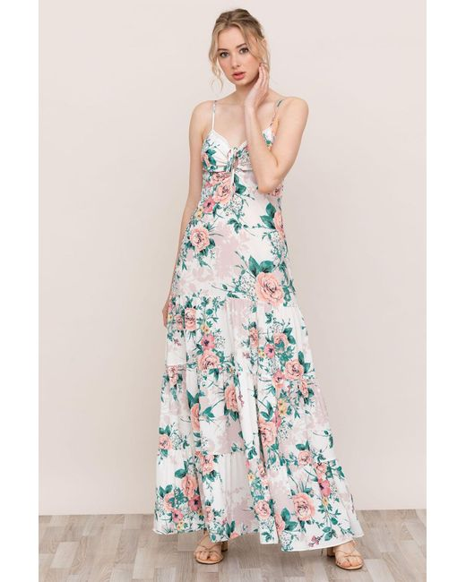 2b4e54cf98ba6 Yumi Kim - Blue Key West Maxi Dress - Lyst ...
