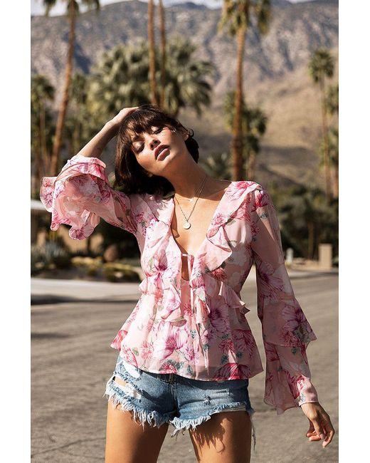 Yumi Kim - Multicolor Paris Top - Lyst