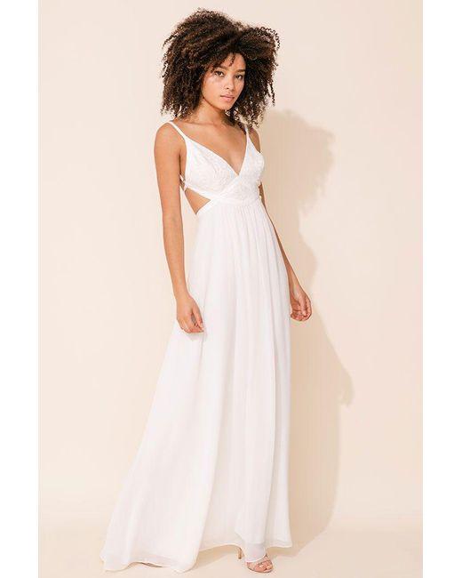 Yumi Kim   White Beautiful Day Gown   Lyst