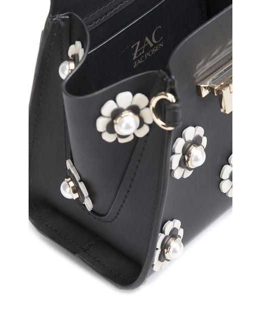 Zac Zac Posen Eartha Iconic Mini Top Handle With Floral