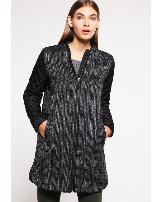 Vero Moda   Gray Vmisla Classic Coat   Lyst