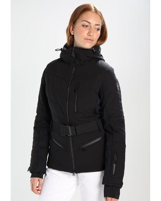 Napapijri | Black Cloe Snowboard Jacket | Lyst