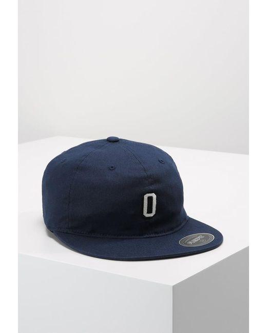 Obey | Blue Elden Flexfit Cap for Men | Lyst