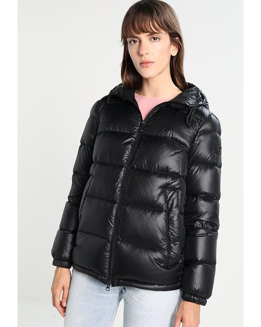 Peuterey | Black Down Jacket | Lyst