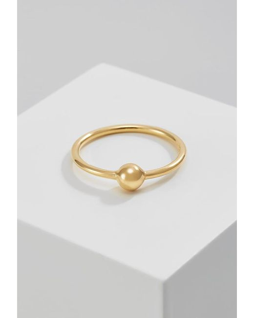 Maria Black | Metallic Helix Ring | Lyst