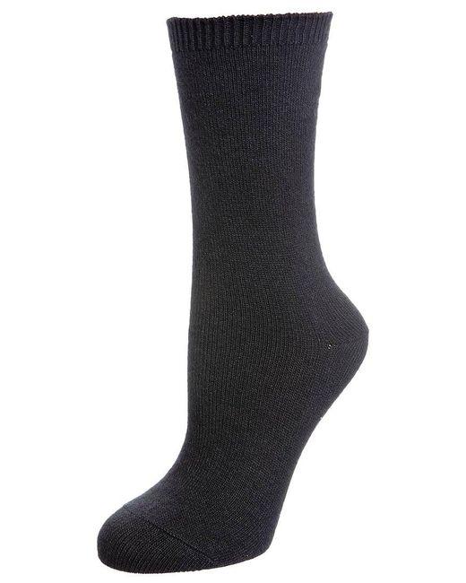 Falke | Black Cosy Socks | Lyst