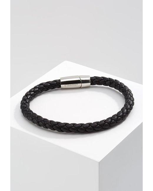 Lagerfeld | Black Bracelet for Men | Lyst