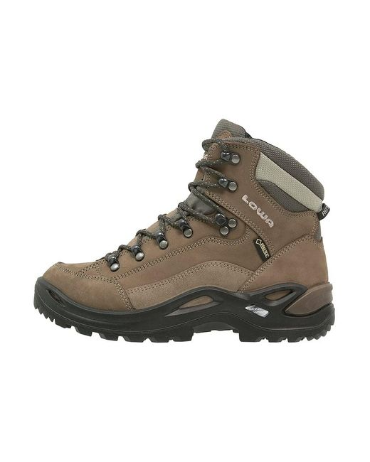 Lowa | Brown Renegade Gtx Mid Walking Boots for Men | Lyst