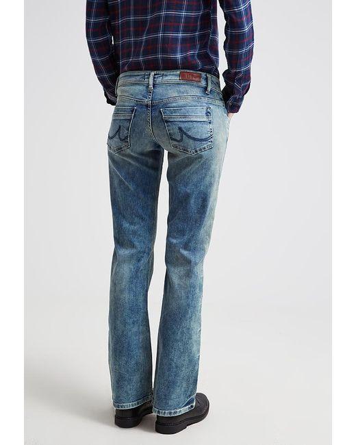ltb valerie bootcut jeans in blue lyst. Black Bedroom Furniture Sets. Home Design Ideas