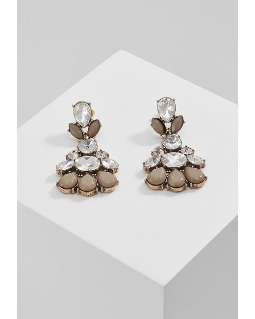 ONLY | Metallic Onllora Party Earrings | Lyst