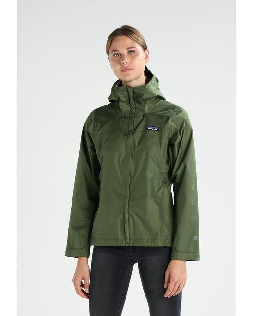 Patagonia | Green Torrentshell Hardshell Jacket | Lyst