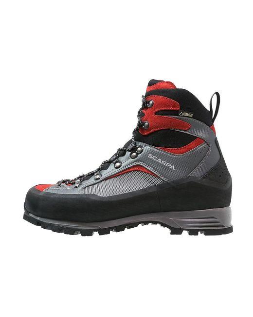 SCARPA | Gray R-evo Trek Gtx Walking Boots for Men | Lyst