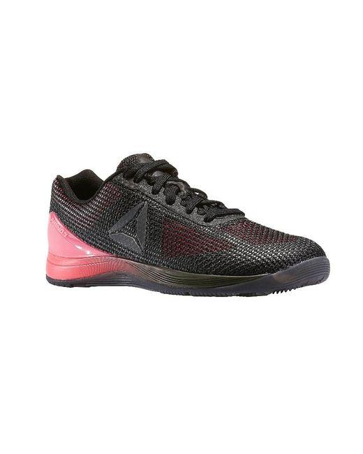 reebok crossfit nano 7 sports shoes in pink lyst