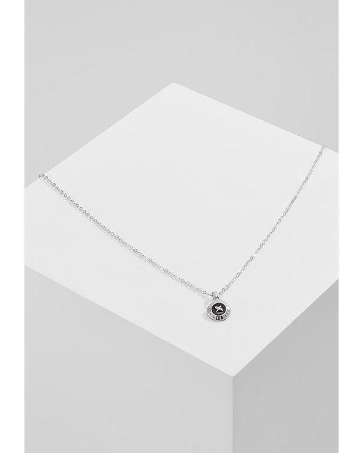 Ted Baker | Metallic Elvina Mini Button Necklace | Lyst