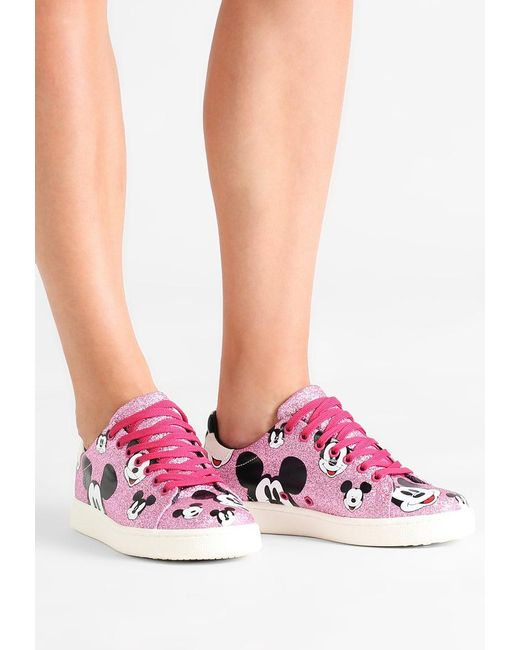 MOA | Pink Disney Trainers | Lyst