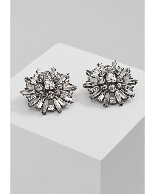 ALDO | White Salzillo Earrings | Lyst