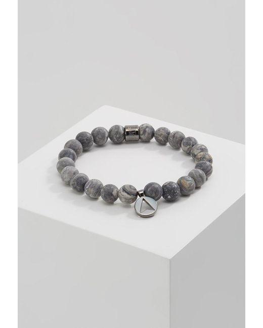 Northskull | Gray Insignia Bracelet Bracelet for Men | Lyst