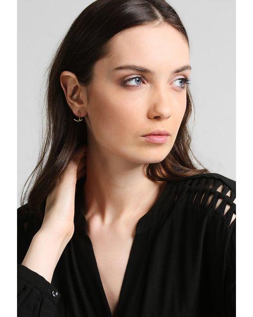 Orelia | Metallic Earrings | Lyst