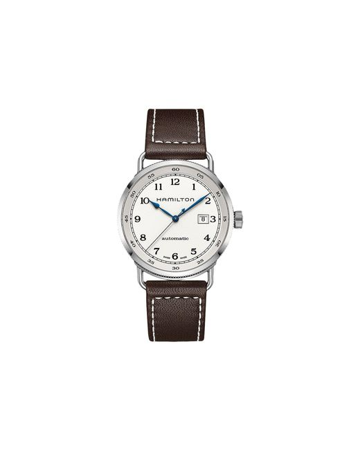 Hamilton - Metallic Khaki Navy Pioneer - H77715553 (silver) Watches for Men - Lyst