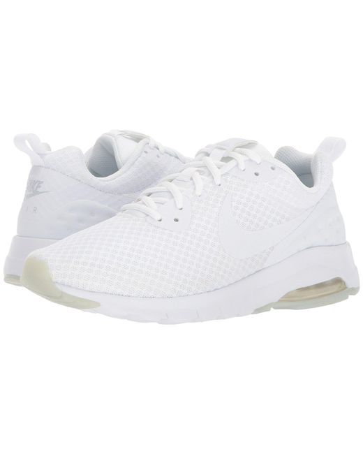 Nike - White Air Max Motion Lightweight Lw - Lyst