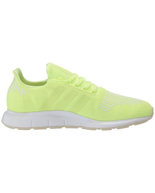 d46e8c402 ... Adidas Originals - Yellow Swift Run (night Grey ash Green core Black)  ...