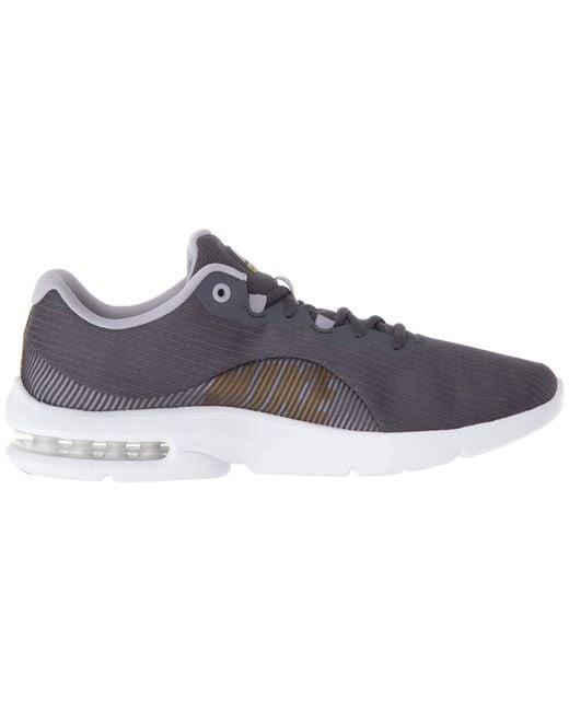 13f8cdc68b3 ... Nike - Multicolor Air Max Advantage 2 (gridiron metallic Pewter provence  Purple) ...