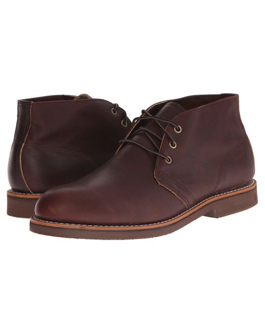 Red Wing | Brown Foreman Chukka for Men | Lyst