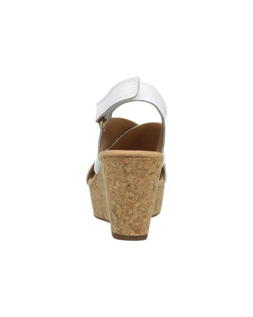 b34ca7f12462 ... Clarks - Multicolor Annadel Eirwyn (black Nubuck) Women s Sandals ...