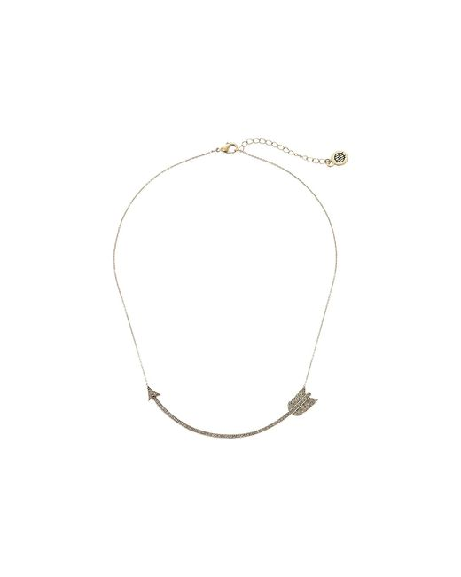 House of Harlow 1960 - Metallic Arrow Affair Collar Necklace (gold) Necklace - Lyst