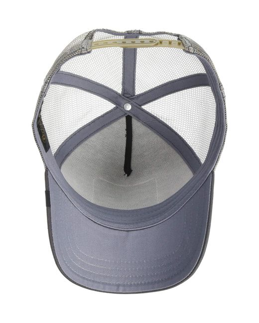 109464301c97d ... Goorin Bros - Gray Animal Farm Snap Back Trucker Hat (brown Beaver)  Caps for ...