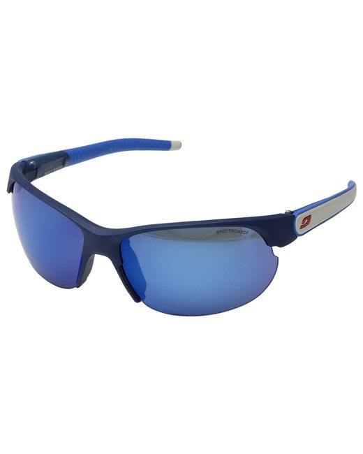 0d1a199f39 Julbo Eyewear - Blue Breeze (matte Black pink With Spectron 3 Color Flash  Lens ...