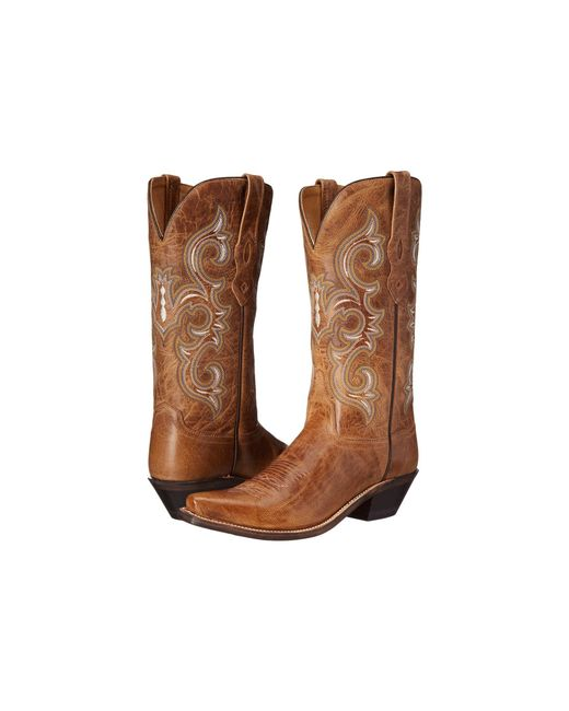 Old West Boots - Brown Lf1541 - Lyst