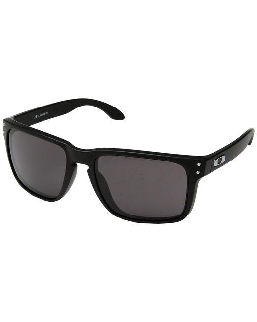 Oakley - Holbrook Xl (matte Black W/ Warm Grey) Athletic Performance Sport Sunglasses - Lyst