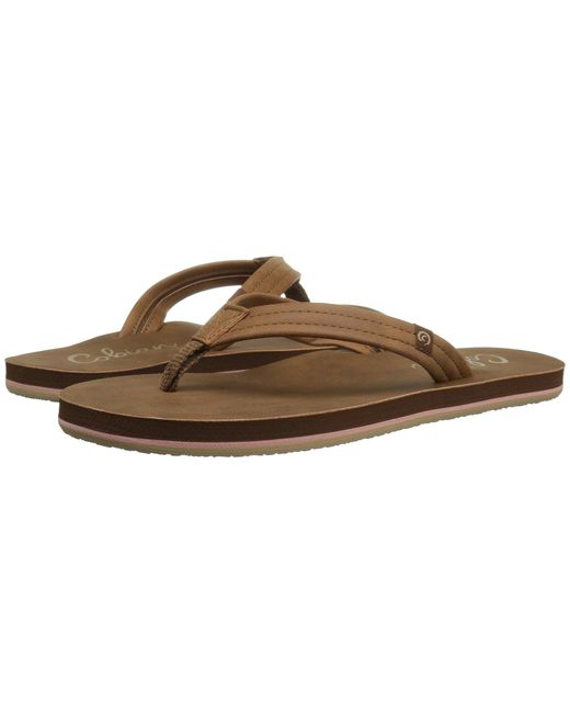 Cobian - Brown Pacifica (taupe) Women's Sandals - Lyst