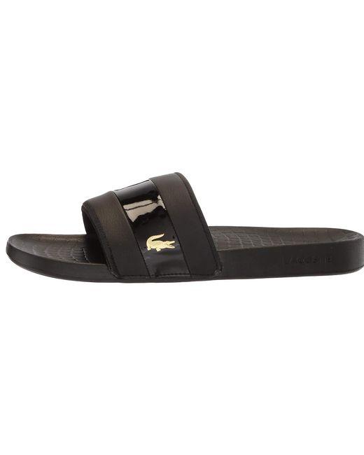 eebca34de1fc ... Lacoste - Black Fraisier 118 1 U (green gold) Men s Shoes for Men ...