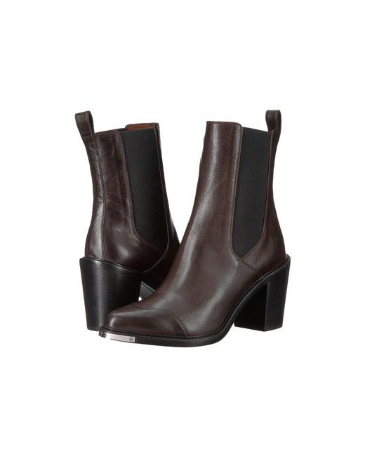 BELSTAFFAviland Calf Leather Ankle Boots rMaPY
