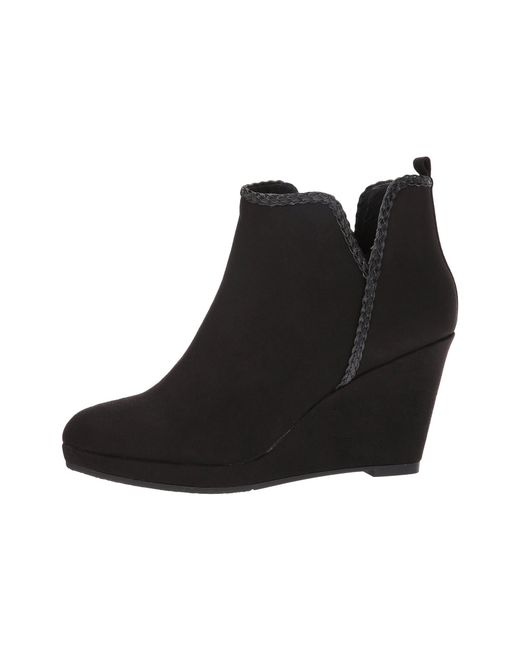 DL Volatile Wedge Bootie Dirty Laundry h9RVx