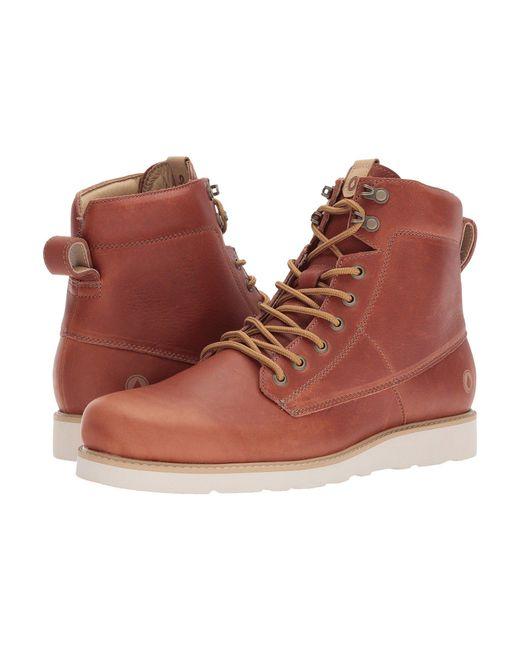 Volcom - Brown Smithington Ii Boot (coffee) Men's Boots for Men - Lyst