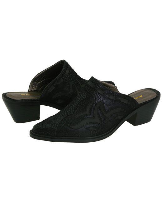 Roper - Black Fashion Mule - Lyst