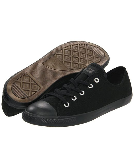 Converse | Black Chuck Taylor® All Star® Dainty Ox | Lyst