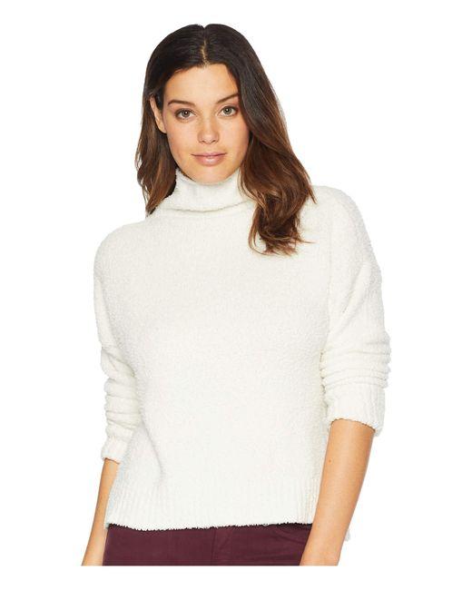 Ugg Natural Sage Fluffy Sweater Knit
