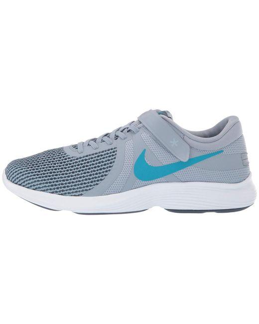 ee223737de35 ... Nike - Blue Revolution 4 Flyease (black white anthracite total Crimson)  ...