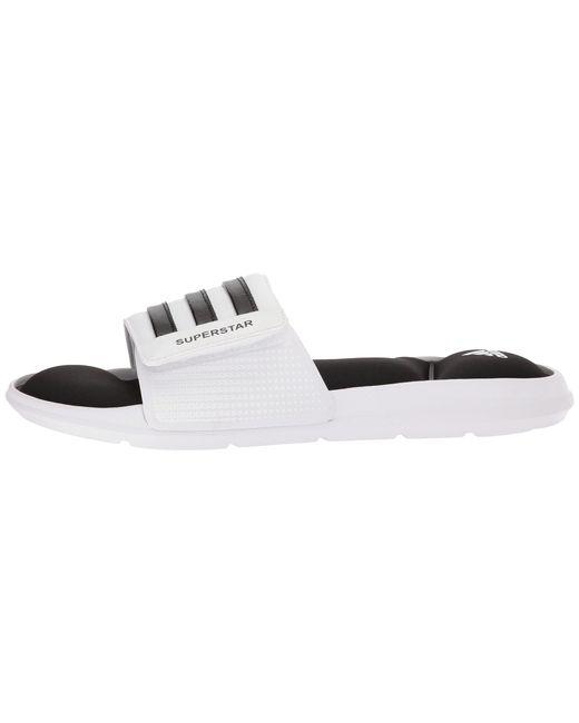 0c4d0a4c1552 ... Adidas - Superstar 5g (black white black) Men s Slide Shoes for Men ...