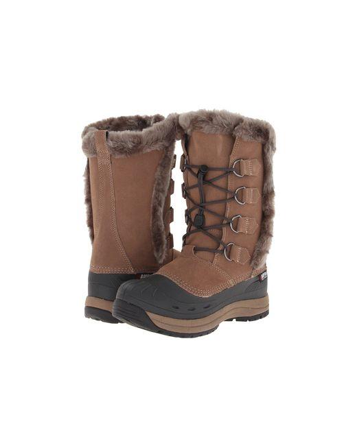 Baffin - Brown Chloe (dark Chocolate) Women's Cold Weather Boots - Lyst